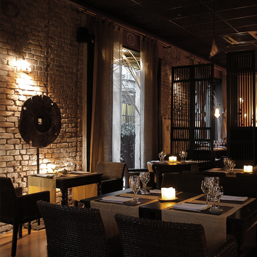 Finger's Restaurant -Milano • Porto Cervo • Roma 1